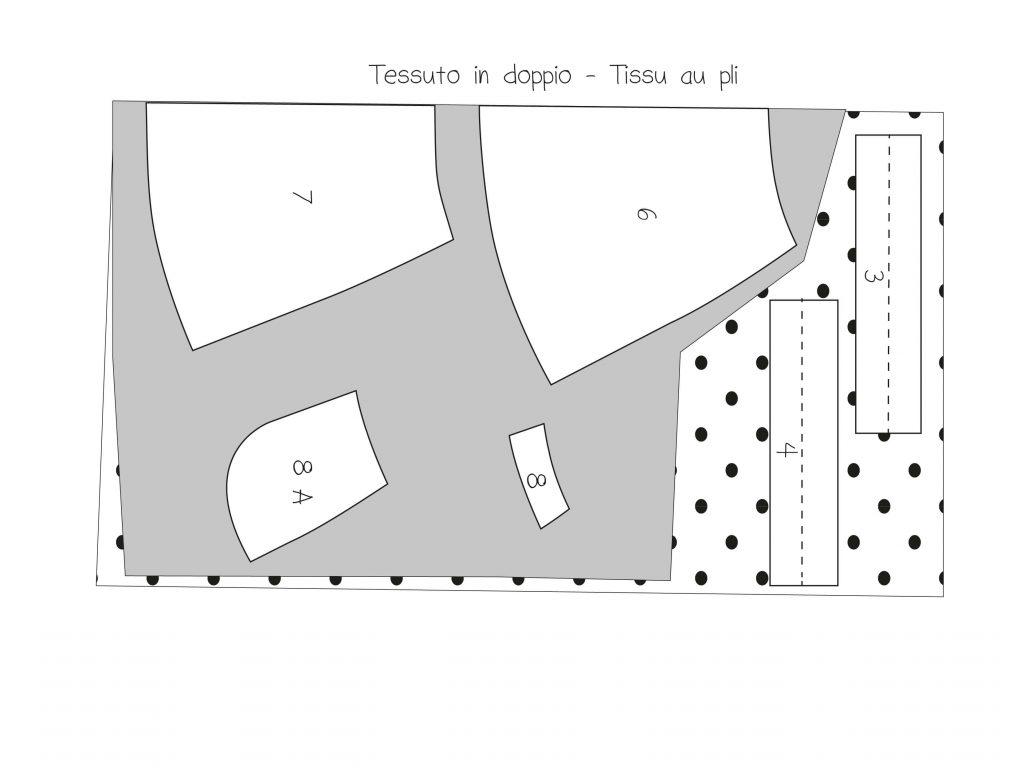 finest selection 823e4 a2d3b Eloisa, gonna o salopette? | Atelier Vicolo N.6